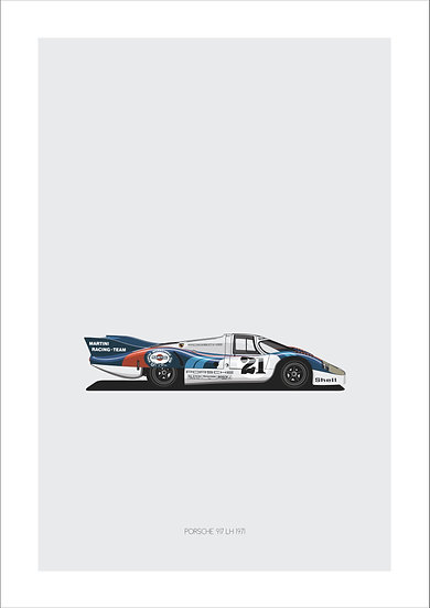 Potrsche 917 LH