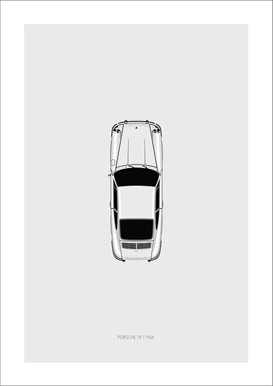 Porsche 911 T Top