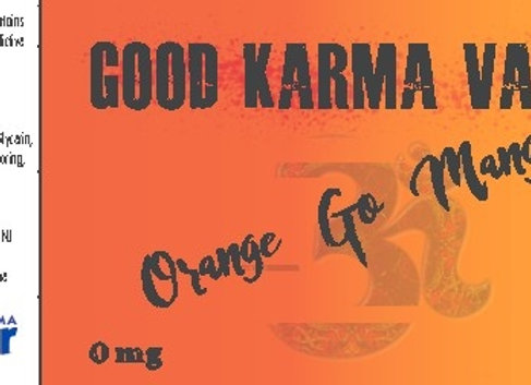 Orange Go Mango