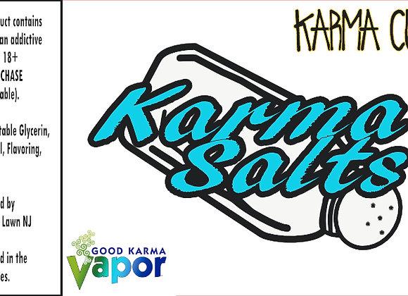Salted Karma Kustard