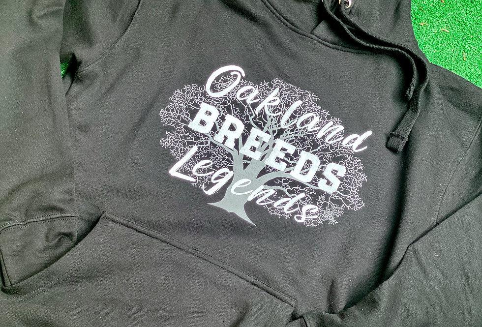 Oakland Breeds Legends Hoodie - Black