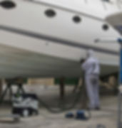 Maritime Yacht Services Antifouling Southampton