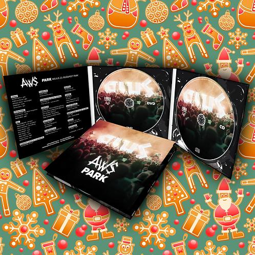 PARK CD/DVD