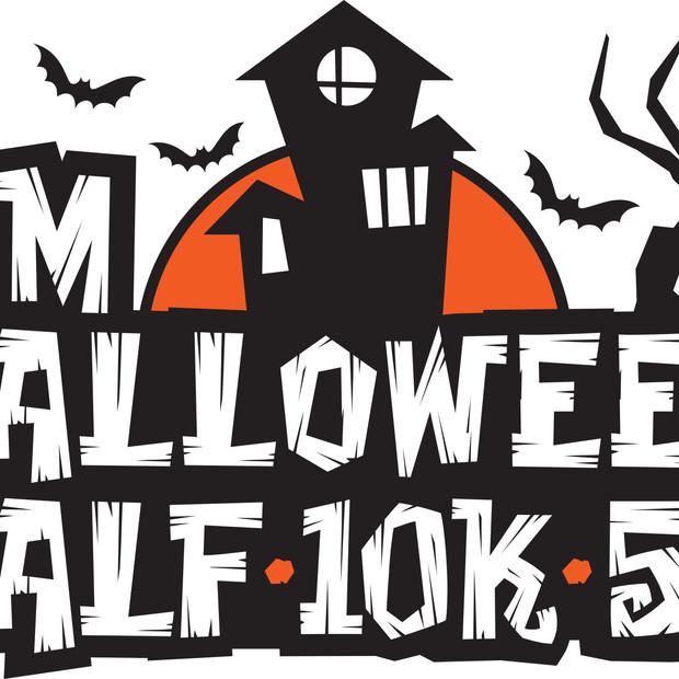 F.M Halloween Run Logo