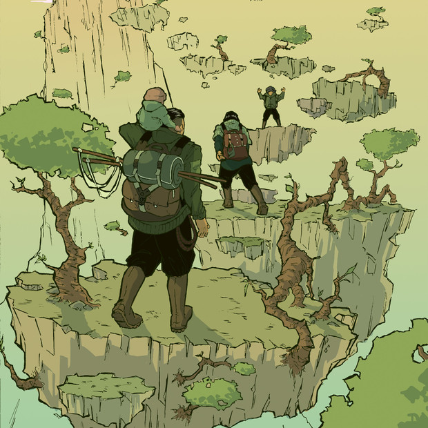 Journey pt. 1