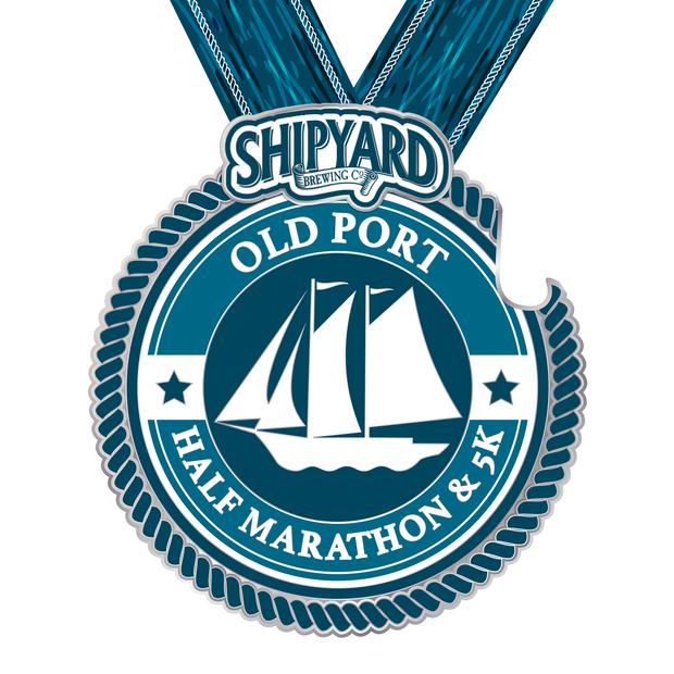 Old Port Medal
