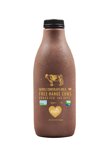 Hart Dairy Chocolate Milk