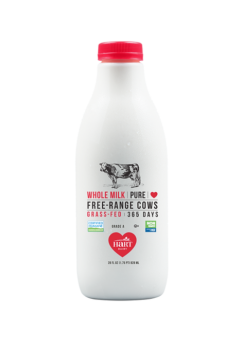 Hart Dairy Whole Milk