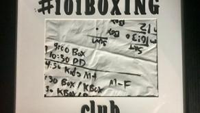 Birth of a Boxing Club