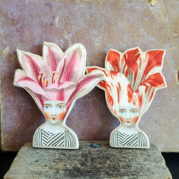 Tiger Lily & Tulip