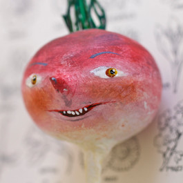 Dudley The Turnip