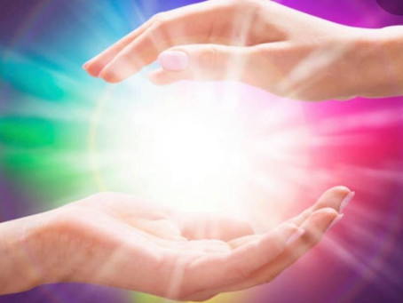 September Special; Reiki - A gentle treatment using light touch or no touch.