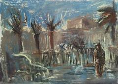 Near Damascus Gate, 2012