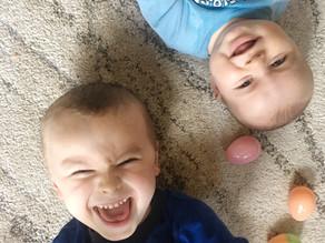 Raising Boys With Forgiving Hearts