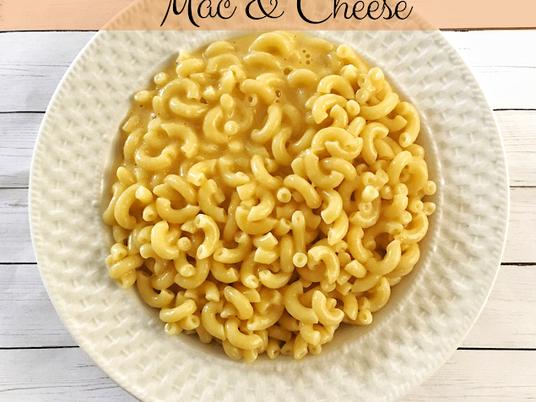Summer Squash Mac n' Cheese