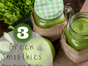 3 Green Smoothies for Your Picky Toddler