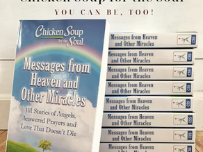 I Was Published in Chicken Soup for the Soul. You Can Be, Too!
