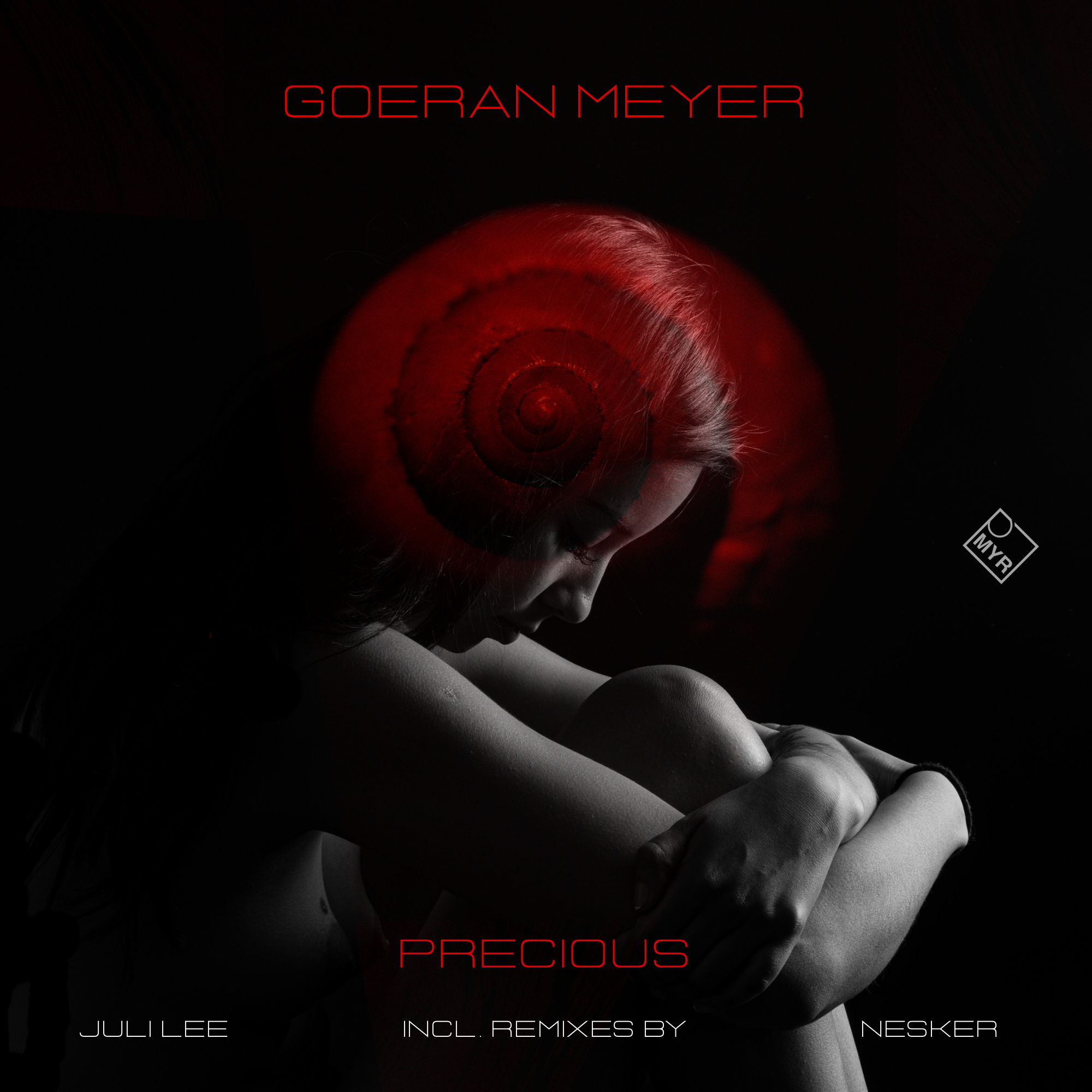 Goeran Meyer _ Precious _ Cover _ 2000