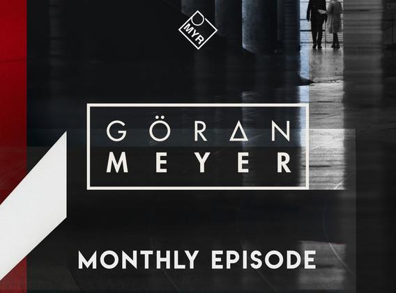 Goeran Meyer - Monthly Episode #05.21