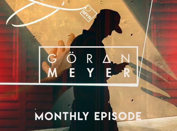 Goeran Meyer - Monthly Episode #09.21