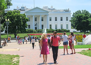 USA_Washington DC_Students on Location_C