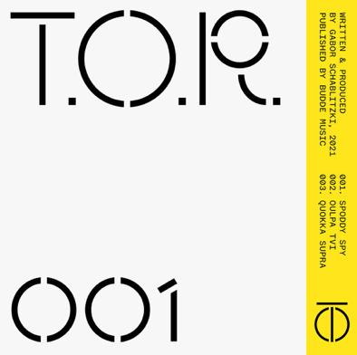Robag Wruhme 'Spoddy Spy EP' [Tulpa Ovi Records]