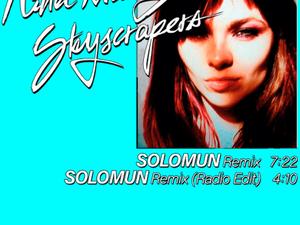Nina Kraviz 'Skyscrapers' (Solomun Remix) [Nina Kraviz Music]