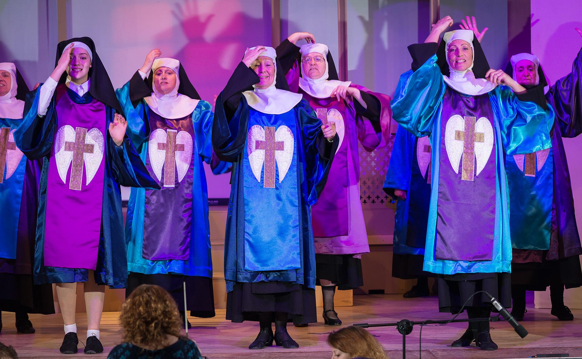 Nuns Sing