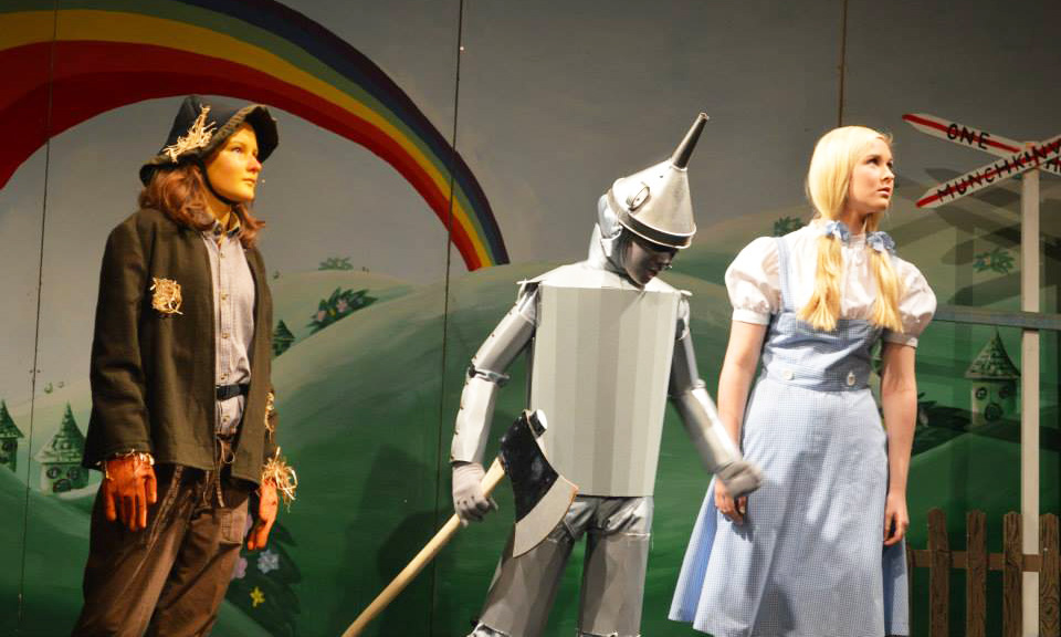 Wizard of Oz -7