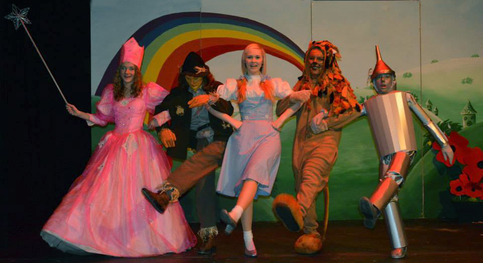 Wizard of Oz -11
