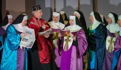 Nuns hear the news