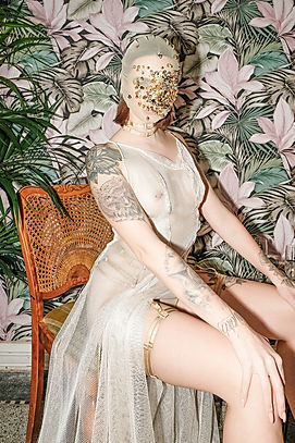 GDDSS. is a luxury erotic lingerie brand. The online shop for sexy bridal and bondage designer lingerie and kinky masks.
