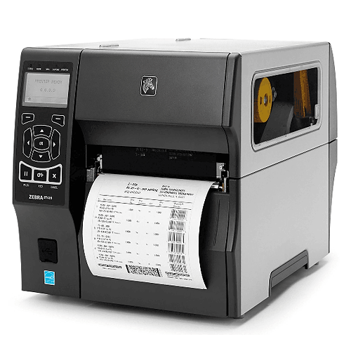 impresora zebra zt420