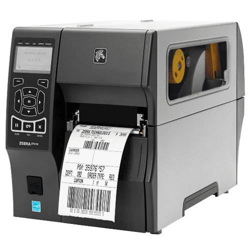 impresora zebra zt410