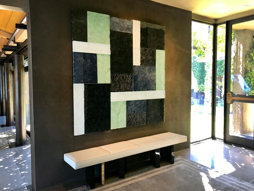 Glass Mosic Wall Art