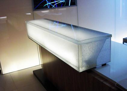 Unique Reception Desk