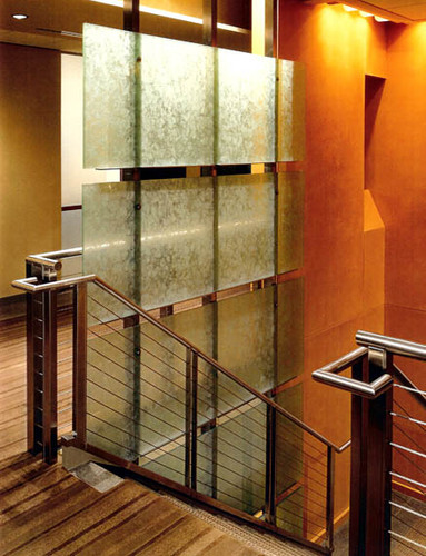 Architectural Glass Wall