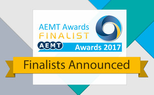 AEMT Proudly Announces 2017 Awards Finalists