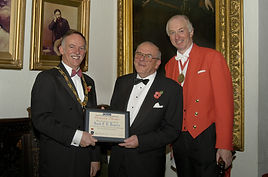 David Bowers receives Honorary Membership to the AEMT