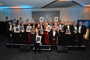 Industry Recognition for Outstanding Achievement