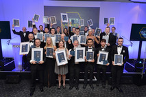 2018 AEMT Awards Winners Announced