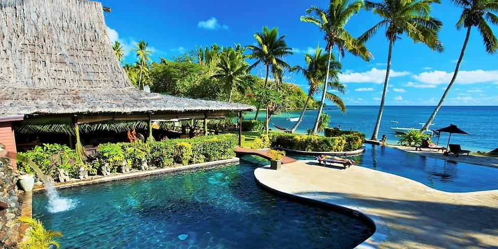 Bucket list dive trip to Fiji!