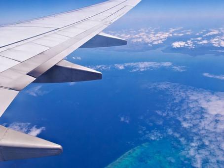 Flight to my next destination, Darwin.