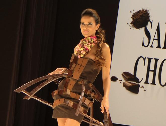 Des Robes Originales En Chocolat Diy Design Et Cie