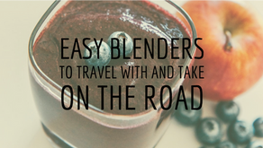Easy Blenders to Travel with and Take on the Road