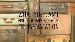 What 7 Things You Need to Pack for a Cruise