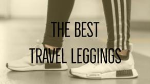 The Best Travel Leggings