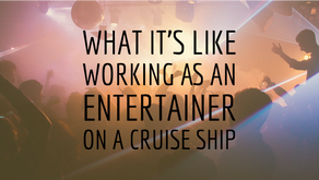 What it's Like Working as an Entertainer on a Cruise Line