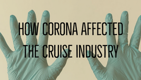 How Corona Affected the Cruise Industry-A Crewmember's Story
