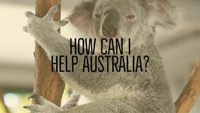 How Can I Help Australia?